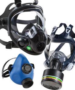 Maski i półmaski pełnotwarzowe